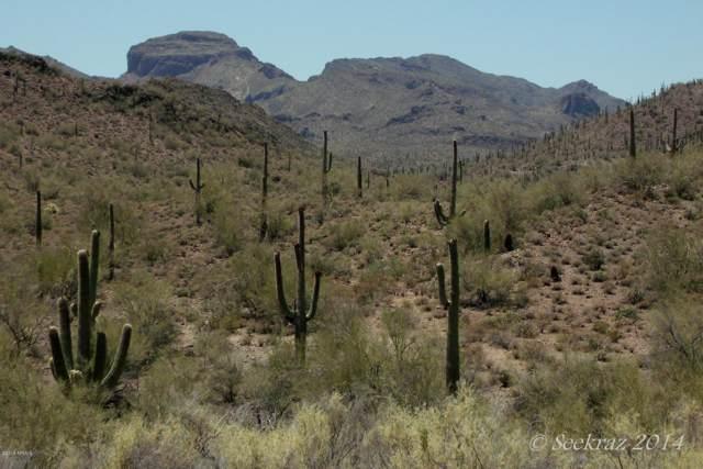 0 N Lake Pleasant Road, Morristown, AZ 85342 (MLS #5964811) :: Arizona 1 Real Estate Team