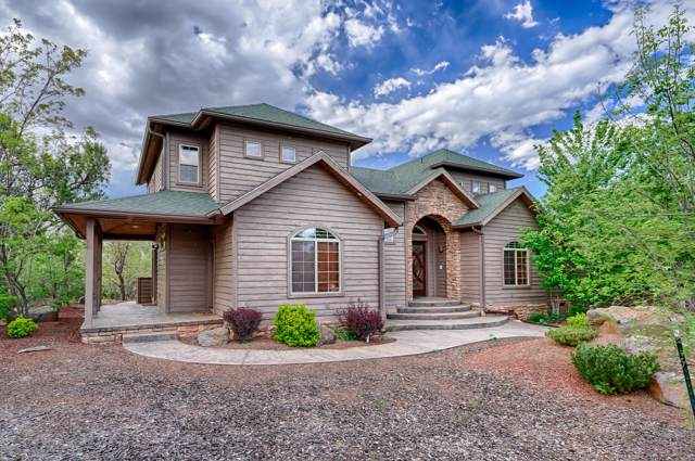 4440 Shaggy Bark Road, Show Low, AZ 85901 (MLS #5964826) :: Openshaw Real Estate Group in partnership with The Jesse Herfel Real Estate Group