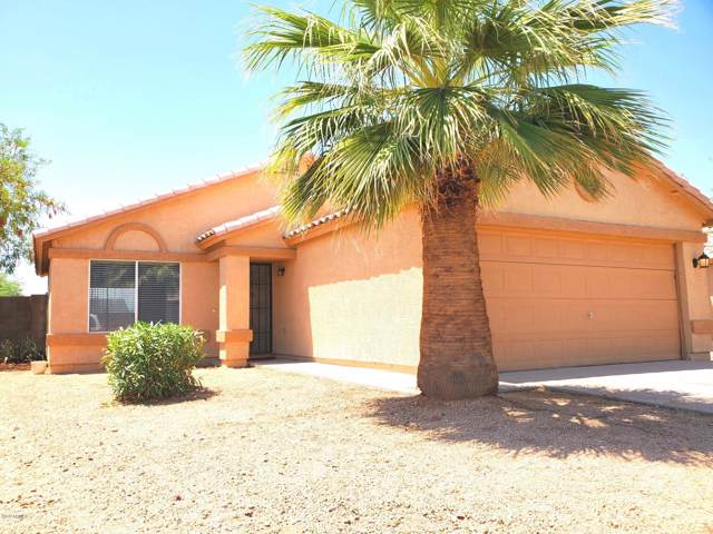 4332 N 107TH Lane, Phoenix, AZ 85037 (MLS #5964831) :: Brett Tanner Home Selling Team