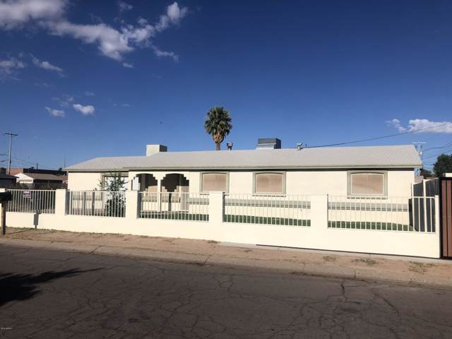 1421 N Morrison Avenue, Casa Grande, AZ 85122 (MLS #5964840) :: CC & Co. Real Estate Team