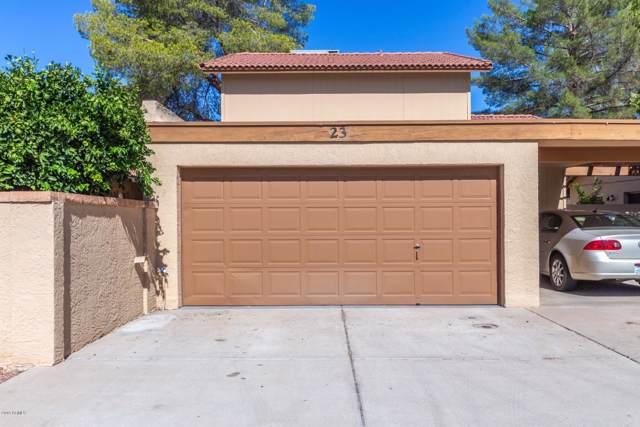 14851 N 25TH Drive #23, Phoenix, AZ 85023 (MLS #5964863) :: CC & Co. Real Estate Team