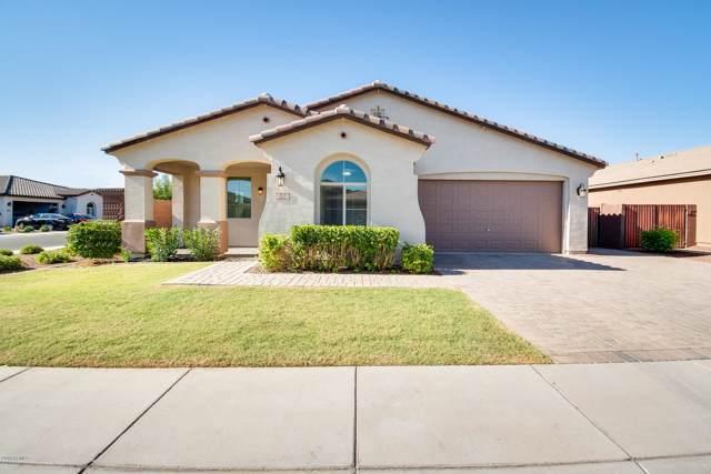 212 W Evergreen Pear Avenue, San Tan Valley, AZ 85140 (MLS #5964876) :: The Ford Team