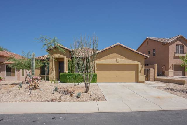 7194 W Lone Tree Trail, Peoria, AZ 85383 (MLS #5964892) :: Lucido Agency