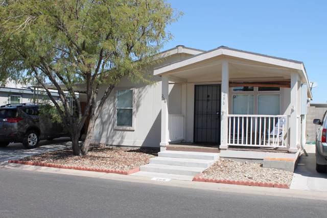 8601 N 103RD Avenue #266, Peoria, AZ 85345 (MLS #5964913) :: Riddle Realty Group - Keller Williams Arizona Realty