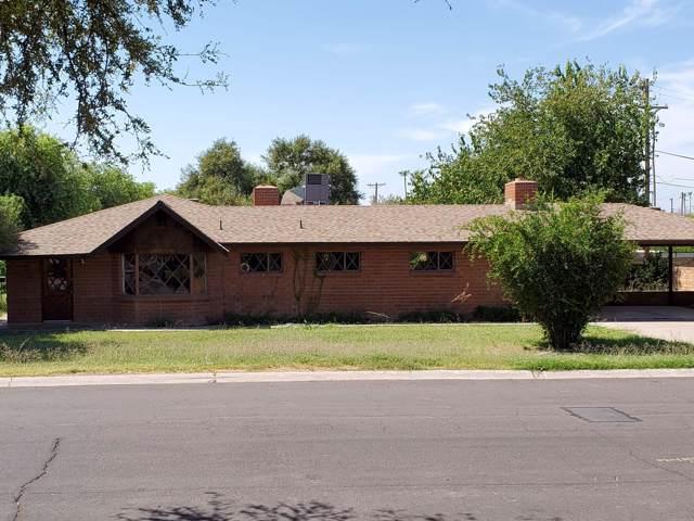 4712 N 32ND Street, Phoenix, AZ 85018 (MLS #5964923) :: The W Group