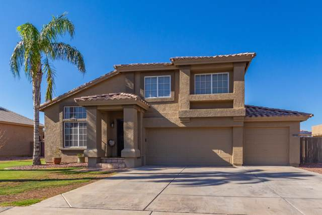 12606 W Sunnyside Drive, El Mirage, AZ 85335 (MLS #5964951) :: The Ford Team