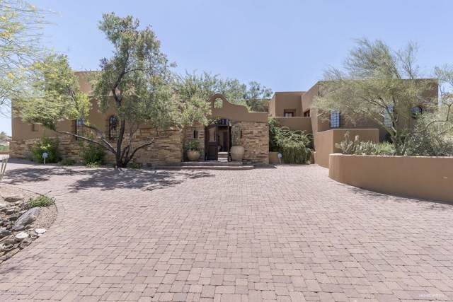 41960 N 105TH Street, Scottsdale, AZ 85262 (MLS #5964975) :: The W Group