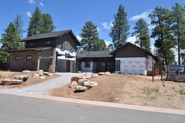 2436 S Pinyon Jay Drive, Flagstaff, AZ 86005 (MLS #5965018) :: Brett Tanner Home Selling Team