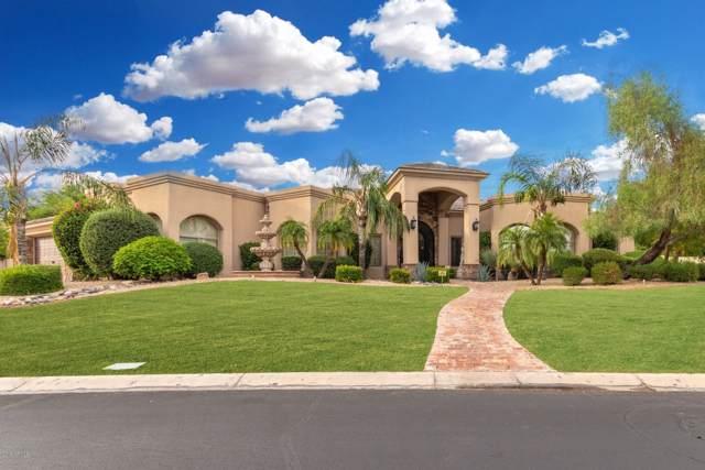 12130 E Arabian Park Drive, Scottsdale, AZ 85259 (MLS #5965033) :: The Kenny Klaus Team