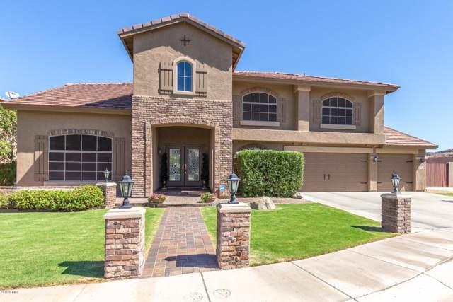 9502 W Oberlin Way, Peoria, AZ 85383 (MLS #5965037) :: CC & Co. Real Estate Team