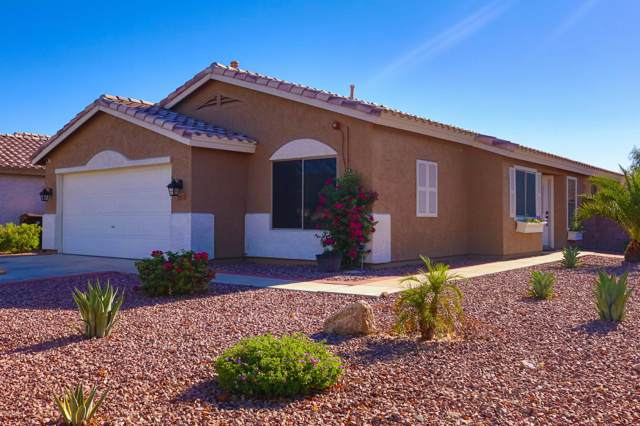 16511 N 87TH Drive, Peoria, AZ 85382 (MLS #5965044) :: The Property Partners at eXp Realty