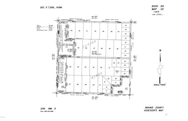 6691 N Corte Correa, Kingman, AZ 86409 (MLS #5965054) :: Openshaw Real Estate Group in partnership with The Jesse Herfel Real Estate Group