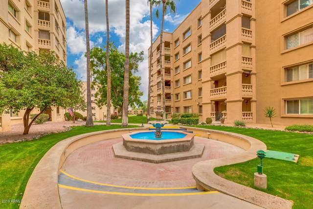 7830 E Camelback Road #407, Scottsdale, AZ 85251 (MLS #5965091) :: Brett Tanner Home Selling Team