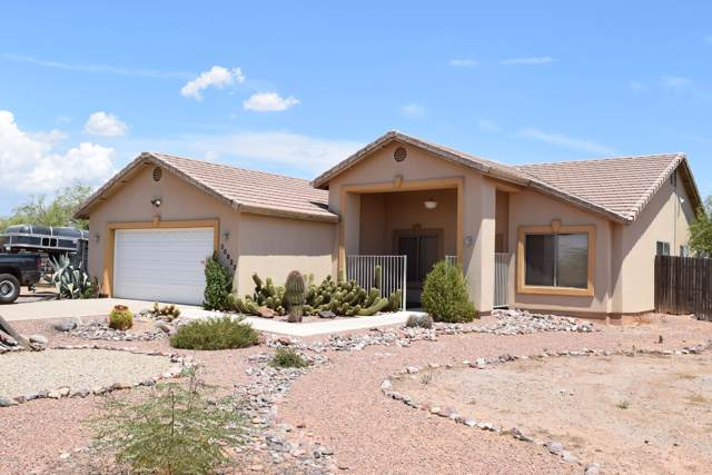 30823 N 224th Drive, Wittmann, AZ 85361 (MLS #5965094) :: Conway Real Estate