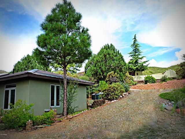 6400 E Bolada Road, Mayer, AZ 86333 (MLS #5965108) :: CC & Co. Real Estate Team