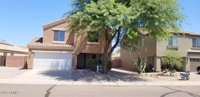 572 W Lucky Penny Place, Casa Grande, AZ 85122 (MLS #5965111) :: CC & Co. Real Estate Team