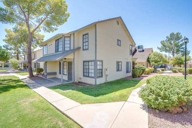 2455 E Broadway Road #118, Mesa, AZ 85204 (MLS #5965157) :: CC & Co. Real Estate Team