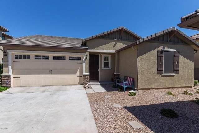 1289 N 166th Avenue, Goodyear, AZ 85338 (MLS #5965179) :: Brett Tanner Home Selling Team