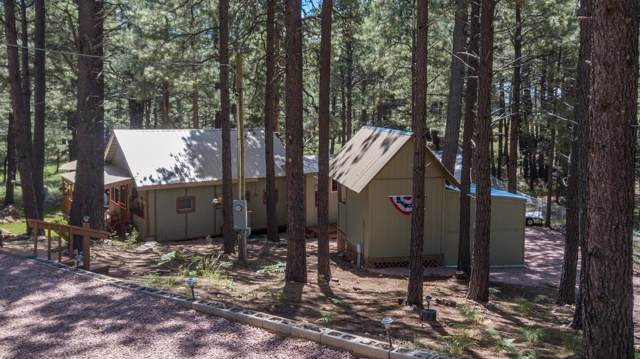 2320 Turkey Trail, Forest Lakes, AZ 85931 (MLS #5965185) :: neXGen Real Estate