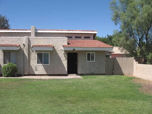 419 E Bruce Avenue D, Gilbert, AZ 85234 (MLS #5965193) :: Team Wilson Real Estate