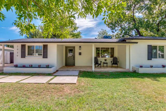 2939 N 47TH Street, Phoenix, AZ 85018 (MLS #5965205) :: Conway Real Estate