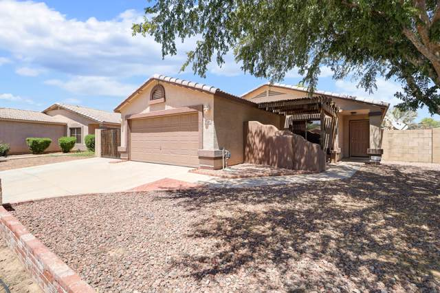 7586 W Colter Street, Glendale, AZ 85303 (MLS #5965212) :: CC & Co. Real Estate Team