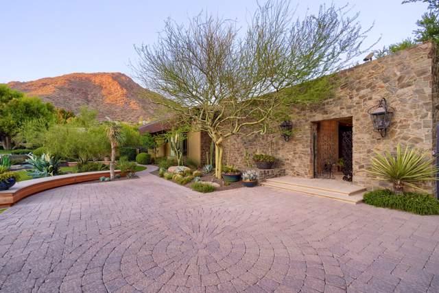 5144 E Palomino Road, Phoenix, AZ 85018 (MLS #5965231) :: Team Wilson Real Estate