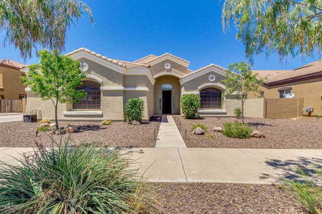 21386 S 213TH Place, Queen Creek, AZ 85142 (MLS #5965247) :: Openshaw Real Estate Group in partnership with The Jesse Herfel Real Estate Group