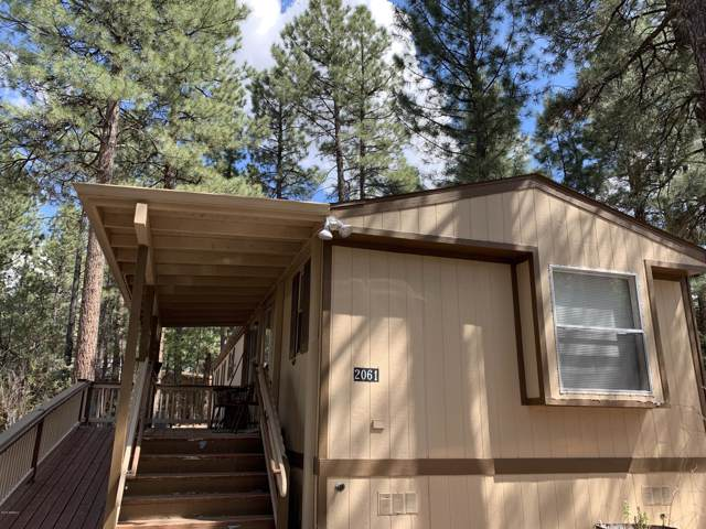 2061 W Whipple, Show Low, AZ 85901 (MLS #5965266) :: Openshaw Real Estate Group in partnership with The Jesse Herfel Real Estate Group