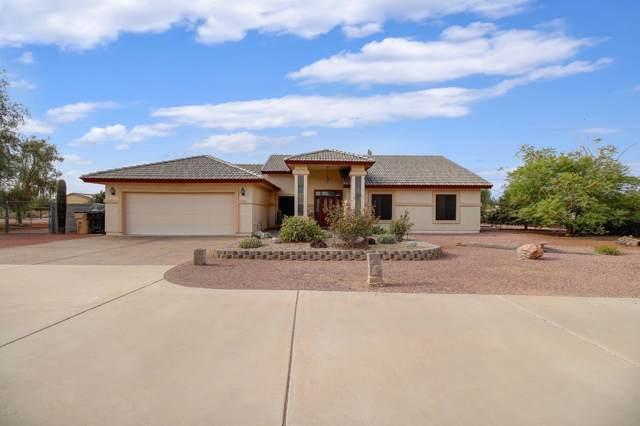 9115 W Villa Lindo Drive, Peoria, AZ 85383 (MLS #5965275) :: Lucido Agency