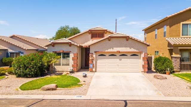 3448 E Silversmith Trail, San Tan Valley, AZ 85143 (MLS #5965306) :: Yost Realty Group at RE/MAX Casa Grande