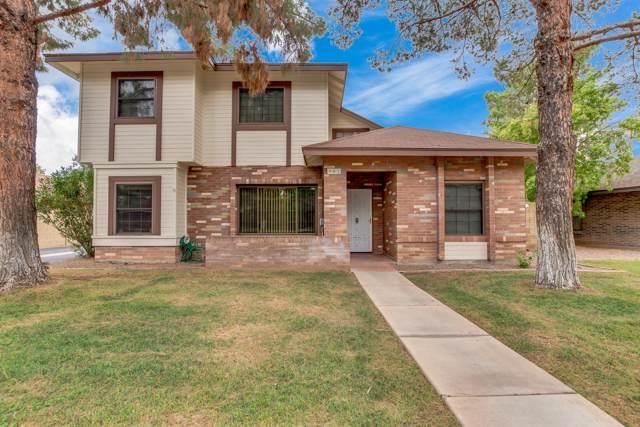 901 E Cullumber Street, Gilbert, AZ 85234 (MLS #5965313) :: Team Wilson Real Estate