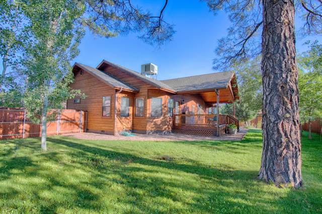 2679 S Forest Meadow Lane, Pinetop, AZ 85935 (MLS #5965315) :: Openshaw Real Estate Group in partnership with The Jesse Herfel Real Estate Group