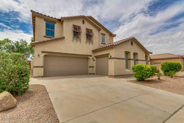 4133 E Gleneagle Drive, Chandler, AZ 85249 (MLS #5965318) :: The W Group