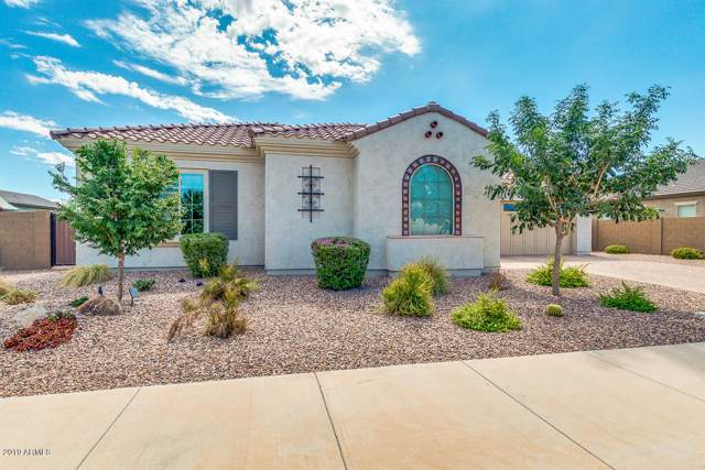 21325 S 223RD Place, Queen Creek, AZ 85142 (MLS #5965331) :: Openshaw Real Estate Group in partnership with The Jesse Herfel Real Estate Group