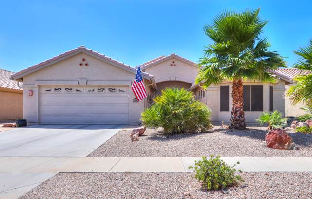 55 N Agua Fria Lane, Casa Grande, AZ 85194 (MLS #5965349) :: The Daniel Montez Real Estate Group