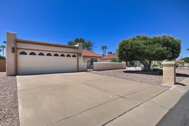 9629 E Sherwood Way, Sun Lakes, AZ 85248 (MLS #5965352) :: CC & Co. Real Estate Team