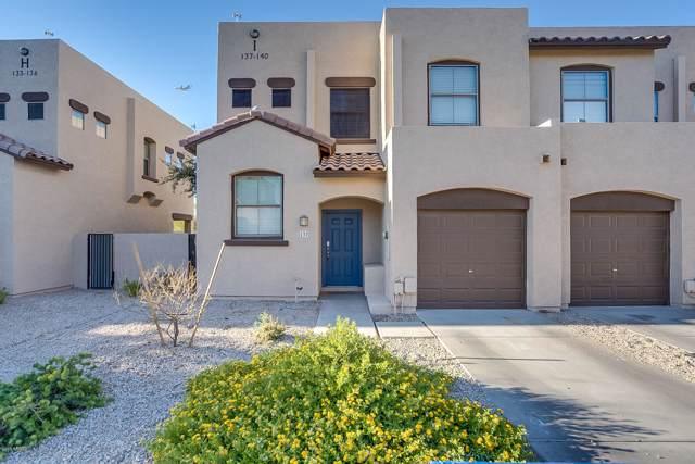 1886 E Don Carlos Avenue #137, Tempe, AZ 85281 (MLS #5965372) :: CC & Co. Real Estate Team