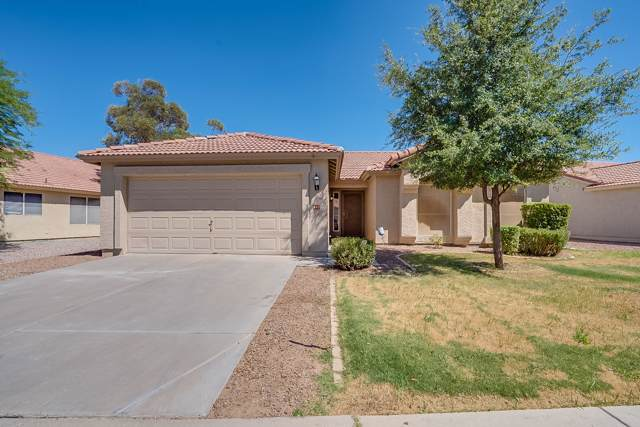 641 S Golden Key Street, Gilbert, AZ 85233 (MLS #5965382) :: CC & Co. Real Estate Team