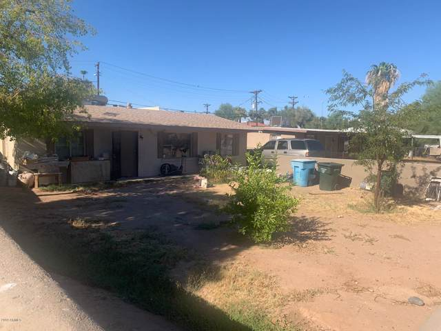 2540 W Coolidge Street, Phoenix, AZ 85017 (MLS #5965390) :: Lux Home Group at  Keller Williams Realty Phoenix