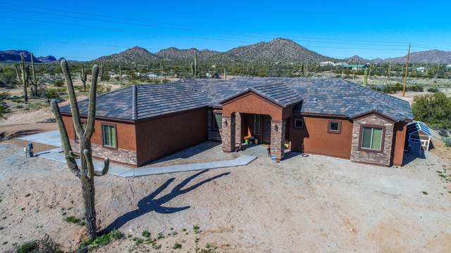 29040 N Brenner Pass Road, Queen Creek, AZ 85142 (MLS #5965434) :: RE/MAX Excalibur
