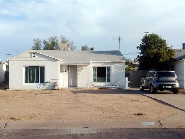 1617 E Roma Avenue, Phoenix, AZ 85016 (MLS #5965444) :: Team Wilson Real Estate