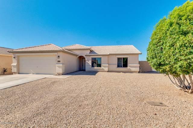 3956 E Lambeth Place, San Tan Valley, AZ 85140 (MLS #5965508) :: Team Wilson Real Estate