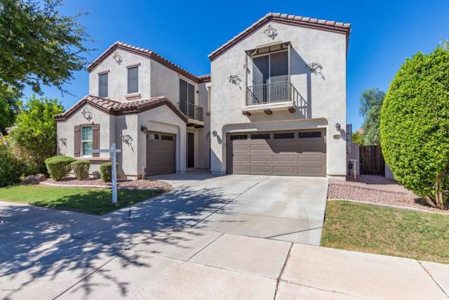 4536 E Bonanza Road, Gilbert, AZ 85297 (MLS #5965569) :: The W Group