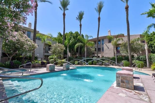 4343 N 21ST Street #210, Phoenix, AZ 85016 (MLS #5965577) :: Brett Tanner Home Selling Team