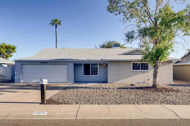 4815 W Shaw Butte Drive, Glendale, AZ 85304 (MLS #5965597) :: Riddle Realty Group - Keller Williams Arizona Realty