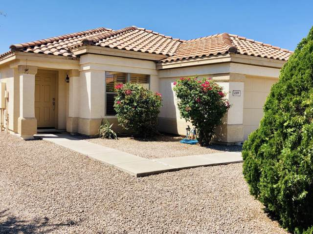 2309 W 22ND Avenue, Apache Junction, AZ 85120 (MLS #5965599) :: Lux Home Group at  Keller Williams Realty Phoenix