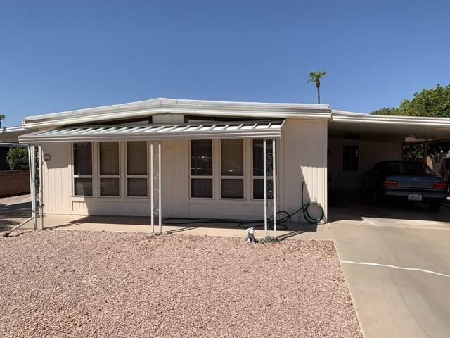 3160 E Main Street #22, Mesa, AZ 85213 (MLS #5965614) :: The W Group