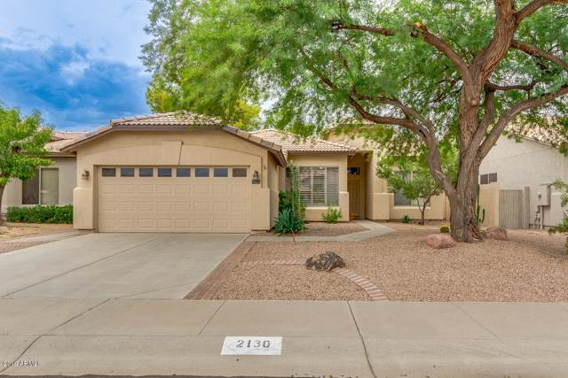 2130 W Shannon Street, Chandler, AZ 85224 (MLS #5965630) :: Santizo Realty Group