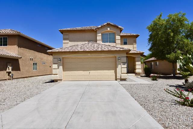 1648 W Coolidge Way C, Coolidge, AZ 85128 (MLS #5965651) :: Yost Realty Group at RE/MAX Casa Grande